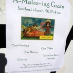 03 A Maize ing Grain 150x150 Free Corn Cakes at Arts@Renaissance