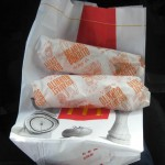 03 McD burritos 150x150 Tio Wally Eats America: McDonalds Sausage Breakfast Burrito