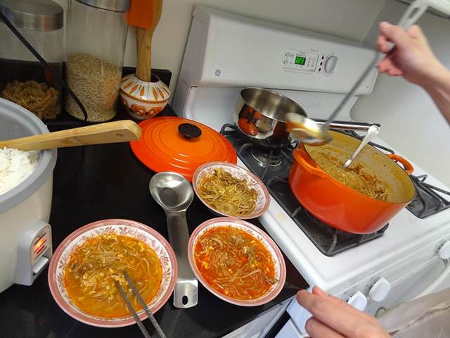 01 Elisa's Yukaejang soup