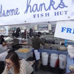 01 Handsome Hanks Fish Hut 150x150 Handsome Hanks Fish Hut @ Smorgasburg