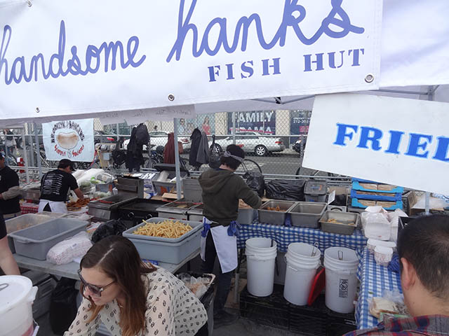 01 Handsome Hank's Fish Hut