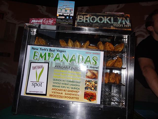 01 V Spot Vegan Empanadas - Brooklyn