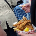 03 Fish and Chips Handsome Hanks Fish Hut 150x150 Handsome Hanks Fish Hut @ Smorgasburg