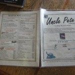 03 Petes menu 1 150x150 Tio Wally Eats America: Uncle Petes Restaurant and Truck Stop