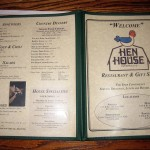 04 hen house menu1 150x150 Tio Wally Eats America: Hen House