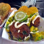 07 Mexican Meatballs Marky Ramones Cruisin Kitchen 150x150 Marky Ramones Cruisin Kitchen Meatball Truck