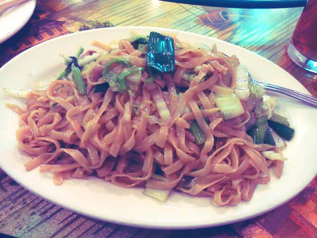 Chow Mein Fuzhou Style Noodles Fen Yang Corporations Chow Mein Fuzhou Style