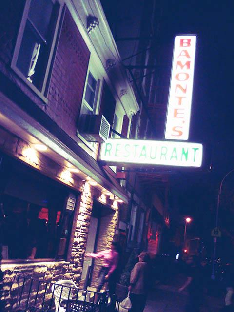 01 Bamonte's Restaurant