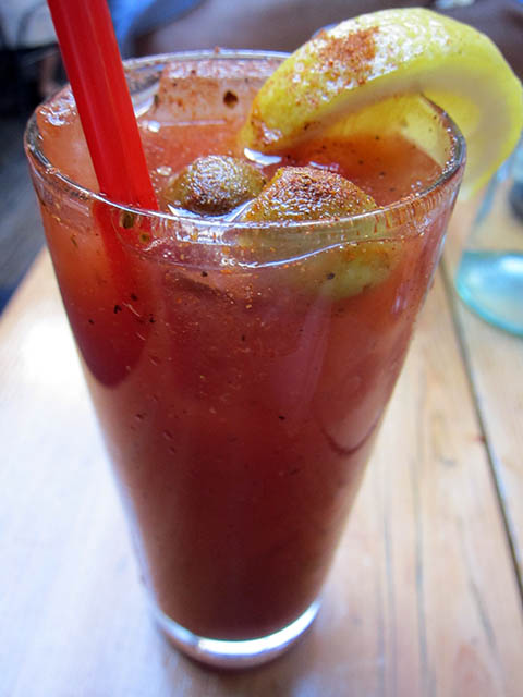 01 Bloody Mary - Harefield Road