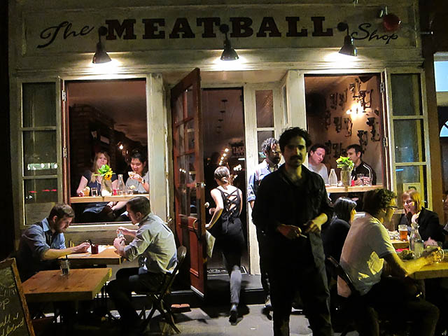 01 The Meatball Shop - Williamsburg