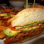 07 Chipotle Pork Torta - Calexico