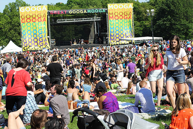 47 GoogaMooga Stage