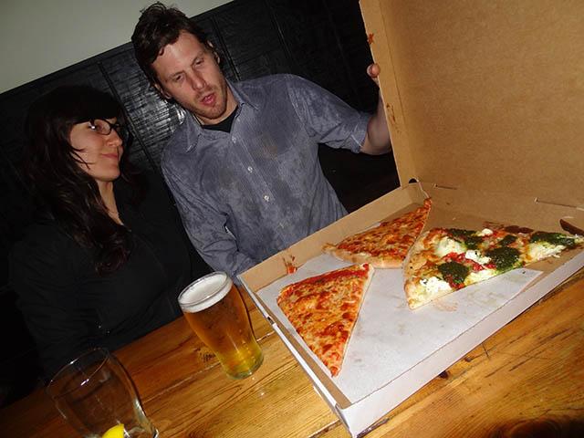 Jody Christa Pizza