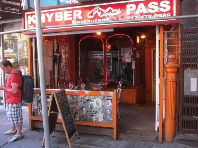 01 Khyber Pass - NYC