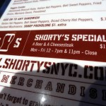 02 Shortys Special menu 150x150 Shortys Philly Cheesesteaks