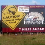00 Lamberts billboard 150x150 Tio Wally Eats America: Lamberts Cafe