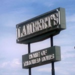 02 Lamberts sign 150x150 Tio Wally Eats America: Lamberts Cafe
