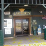 06 Lamberts front door 150x150 Tio Wally Eats America: Lamberts Cafe