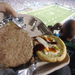 12 Brooklyn Custom Grind Burger MetLife Stadium 150x150 Foodbloggging MetLife Stadium   Jets Preseason
