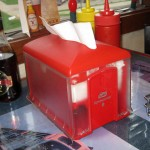 21 buckeye napkin holder 150x150 Tio Wally Eats America: Buckeye Express Diner
