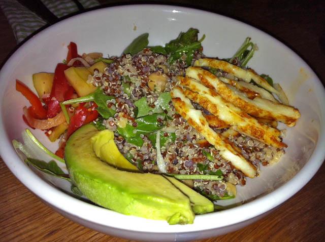 01 Quinoa Salad - LightHouse Brooklyn