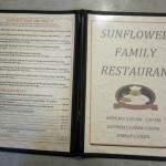 07 Sunflower menu1 150x150 Tio Wally Eats America: Sunflower Family Restaurant