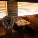 09 Pocahontas booths 150x150 Tio Wally Eats America: Powhatan Restaurant