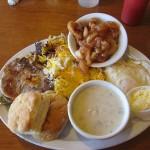 12 Pocahontas plate 150x150 Tio Wally Eats America: Powhatan Restaurant