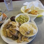 12 Sunflower plate 150x150 Tio Wally Eats America: Sunflower Family Restaurant