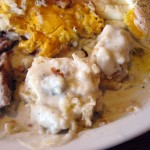 14 Pocahontas biscuits w gravy 150x150 Tio Wally Eats America: Powhatan Restaurant