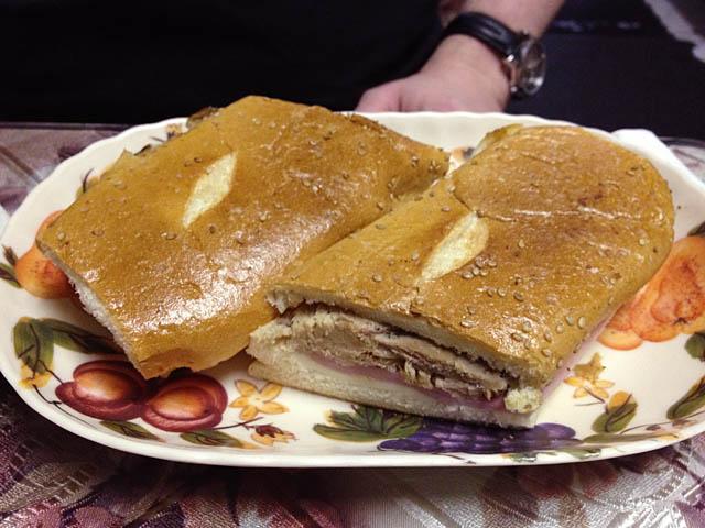 01 Cuban Sandwich - Latin American Restaurant