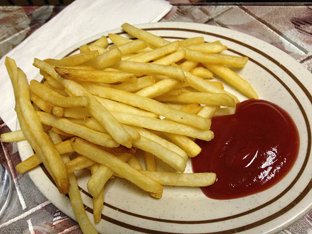 02 french fries latin american restaurant me so hungry for American bistro cuisine