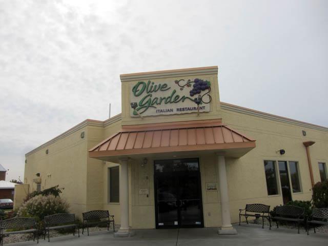 Image Gallery Olive Garden Building