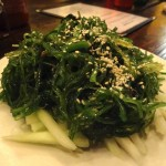 02 Seaweed Salad M Noodle 150x150 M Noodle Shops Seaweed Salad and Marinated Turnips