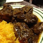 04 Oxtail Stew Latin American Restaurant 150x150 Dining in at Latin American Restaurant
