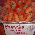 05 Mummies on the Loose Mac and Cheese with Pigs in Blankets 150x150 Chili Cook Off 2012