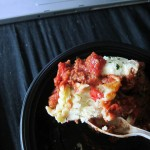 13 Olive Garden lasagna close 150x150 Tio Wally Eats America: Olive Gardens Dinner Today & Dinner Tomorrow