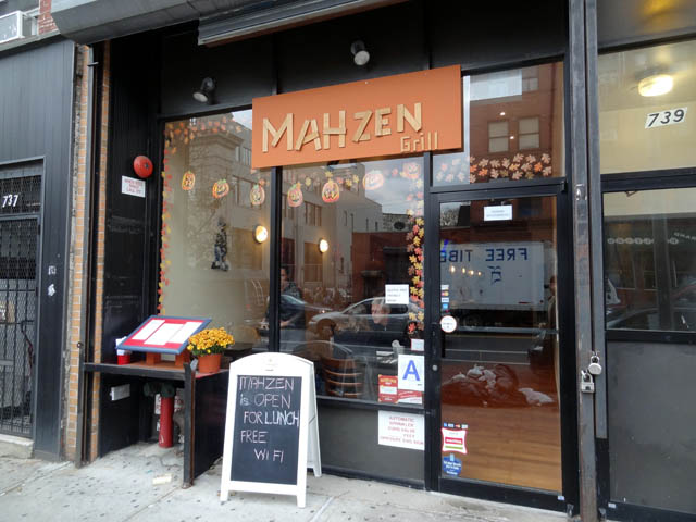 01 Mahzen Grill Brooklyn