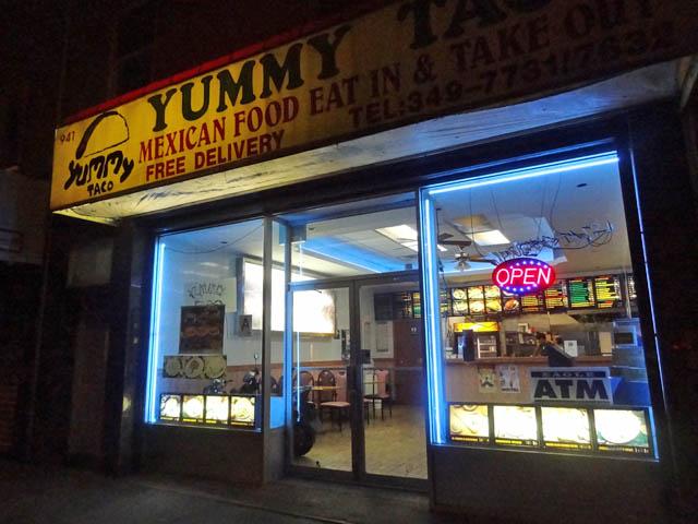01 Yummy Taco - Greenpoint