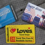 03a Loves rewards cards 150x150 Tio Wally Eats America: Love's Travel Stops
