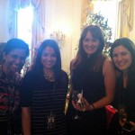 04 Hot Ladies White House Holiday Party 150x150 Foodblogging Obamas White House Holiday Party