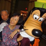 05 My Parents and Goofy 150x150 Garden Grove at Walt Disney World Swan Hotel (Orlando, FL)