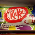 09 Blueberry Cheesecake Japanese Kit Kat 150x150 Crazy Japanese Kit Kat Flavors