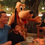 20 Cousin and Pluto 150x150 Garden Grove at Walt Disney World Swan Hotel (Orlando, FL)