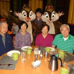 28 Family with Chip and Dale Garden Grove 150x150 Garden Grove at Walt Disney World Swan Hotel (Orlando, FL)