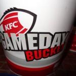 01 KFC Gameday Bucket 150x150 KFC Gameday Bucket go Boom!