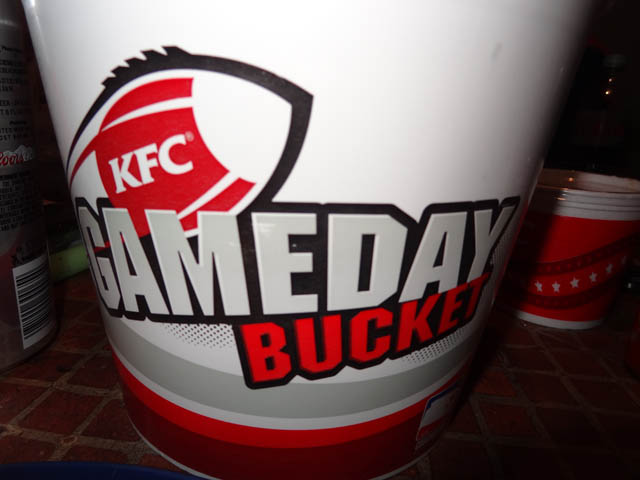 01 KFC Gameday Bucket