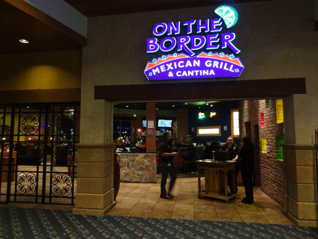 01 On the Border - Orlando International Airport