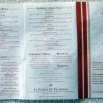 02 La Cucina menu 150x150 Tio Wally Eats America: La Cucina Italian Restaurant