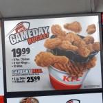 03 KFC Gameday Bucket 150x150 KFC Gameday Bucket go Boom!